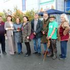 Гости и организаторы на открытии фестиваля Чудотворцы