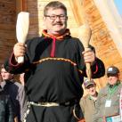 Председатель  обл. общественной  организации  малочисленных  народов  Севера  «К