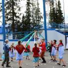Открытие фестиваля парковой скульптуры