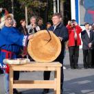 Минсалим и губернатор Тюменской области В.Якушев закрывают фестиваль