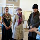 """Открытие выставки Татьяны Глазуновой """"Волшебные сны"""""""