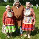 Минсалим с Бурановскими бабушками