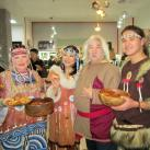 Минсалим Тимергазеев  на открытии фестиваля. Магадан