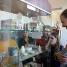 Посетители Музея истории кости