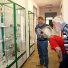 """Выставка С.Лугинина (Салехард) """"Вторая жизнь"""" в витринах Музея истории кости"""