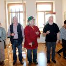 В Музее истории кости (Тобольск)