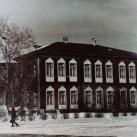Вид Дома на Октябрьской, 2 в середине 20 века