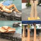 Скульптуры мастеров