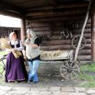 Минсалим и Маша Войлокова