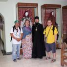 В тобольской иконописной мастерской