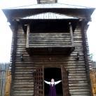 Маша открывает ворота в Сибирь