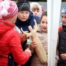 """Уватские школьники - экскурсия на фестиваль """"Чудотворцы"""""""
