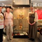 Екатеринбург, открытие выставки «Страна Манси-Ма» с участием работ мастерской, и