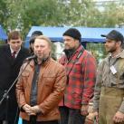 С.Лугинин открывает фестиваль