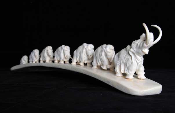 Семья мамонтов