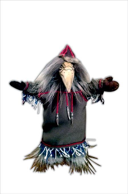 Кукла «Ворон» (Вороний праздник)