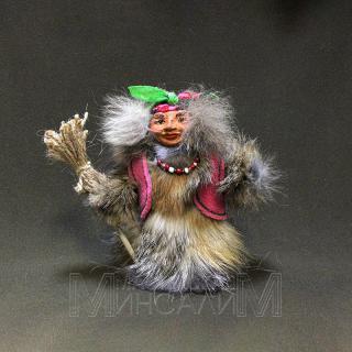 Кукла «Баба Яга»