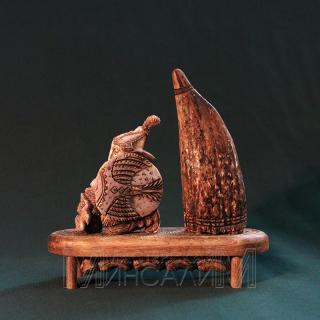 Скульптурная композиция «Беседы с богами»