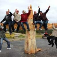 Симпозиум «Парковая скульптура в дереве «У Лукоморья», Ноябрьск, 10-20 августа