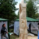 скульптуры фестиваля