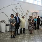 Открытие выставки «99 мамонтов» в Галерее «Метаморфоза» Нефтеюганск, апрель 2017
